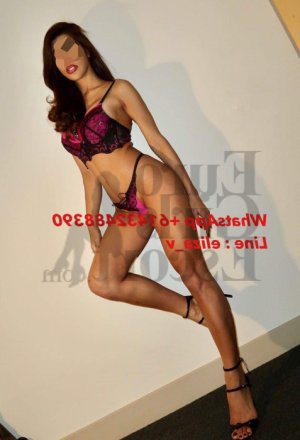 Cauline nuru massage in Wichita