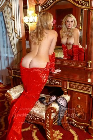 Clairette erotic massage