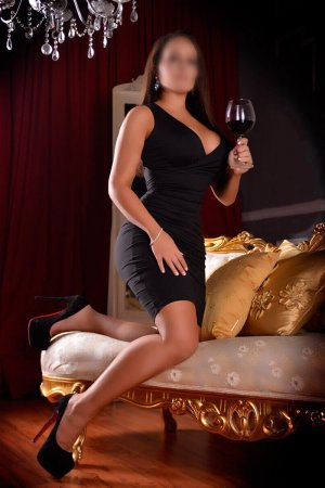 Ugoline erotic massage in Apple Valley