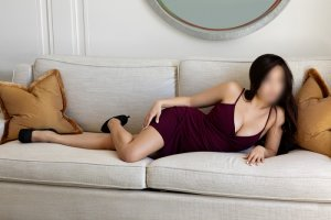 Clorinda nuru massage in Shelton