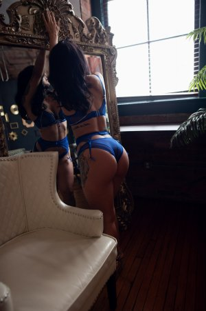 Blondine erotic massage in Milpitas